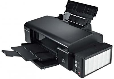 """Epson Inkjet Photo L800"""