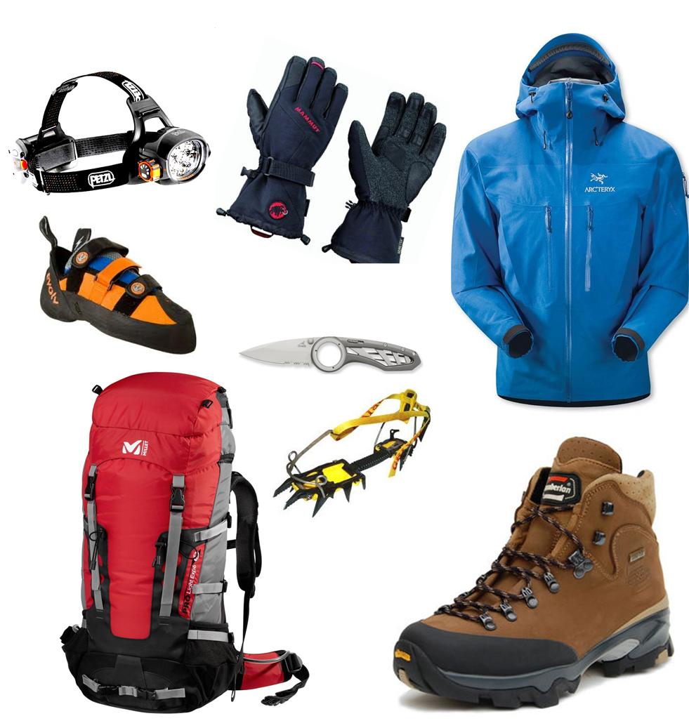Image Gallery mountain hiking gear