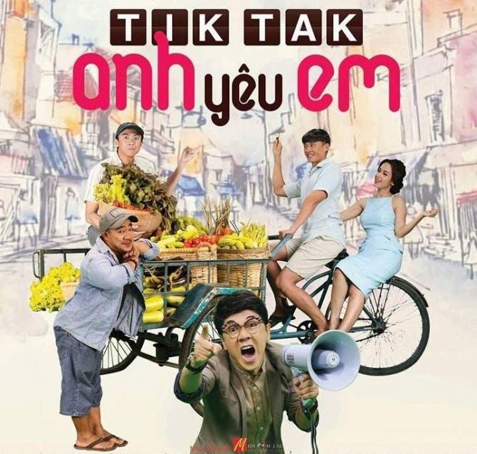 Xem Phim Tik Tak Anh Yêu Em 2016