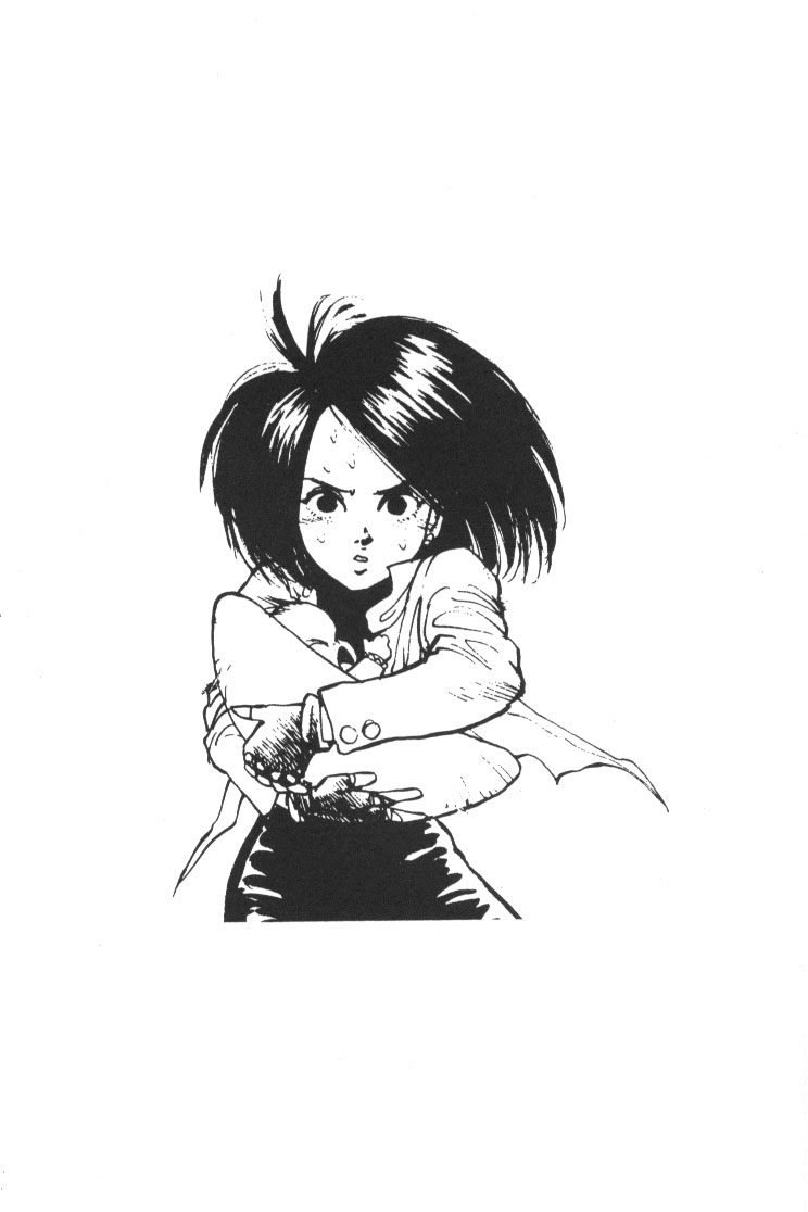 Battle Angel Alita chapter 05 trang 48