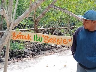 Pantai Terih Nongsa dan Pasar Mangrove Batam