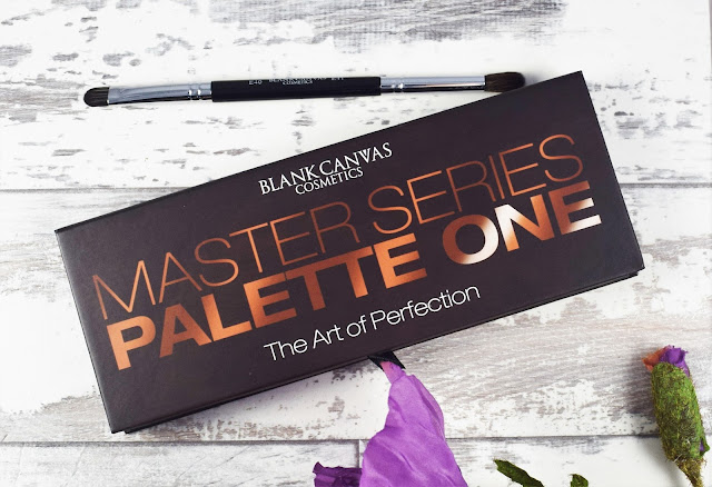 Blank Canvas Cosmetics Master Series Palette One Review