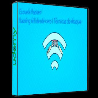 Udemy - Escuela Hacker! Hacking Wifi desde cero Técnicas de Ataque