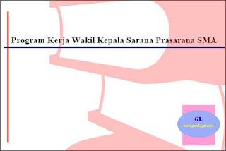 Program Kerja Wakil Kepala Sarana Prasarana SMA