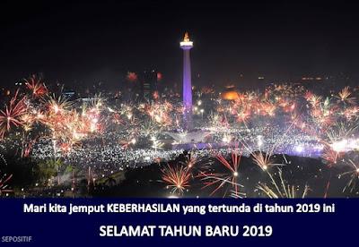 Sms Ucapan Selamat Tahun Baru 2019
