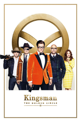 Kingsman: The Golden Circle [2017] [DVD9] [NTSC] [Latino]