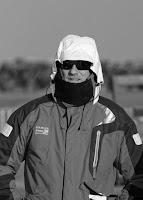 Eric Houvenaghel champion de France char à voile Les Albatros