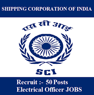 Shipping Corporation of India Limited, SCI, freejobalert, Sarkari Naukri, SCI Answer Key, Answer Key, sci logo