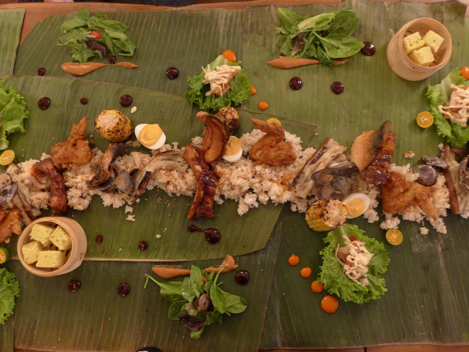 Lamesa Filipino Kitchen Menu