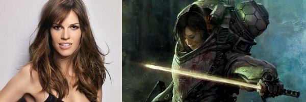 Hilary Swank protagonizará Shrapnel.