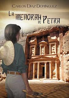 """Carlos Díaz Domínguez, """"La menorah de Petra"""", Guerra de los seis días"""