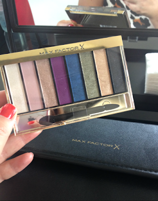 Palette Amazonian max factor
