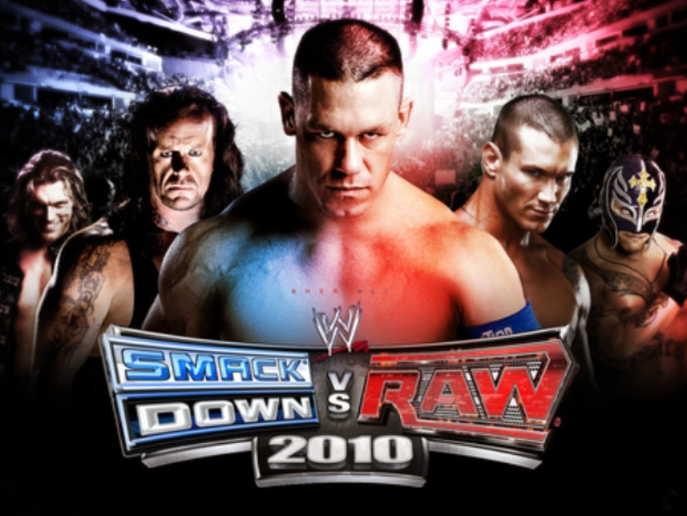 [75 MB] Download WWE Smackdown Vs Raw 2010 on Android ...