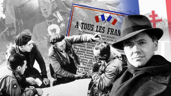 Resistance a Notre dame des lande