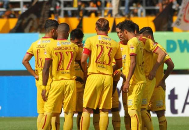 Sriwijaya FC vs Bhayangkara FC