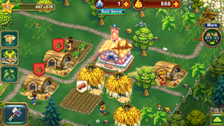 The Tribez Mod Apk Unlimited Money