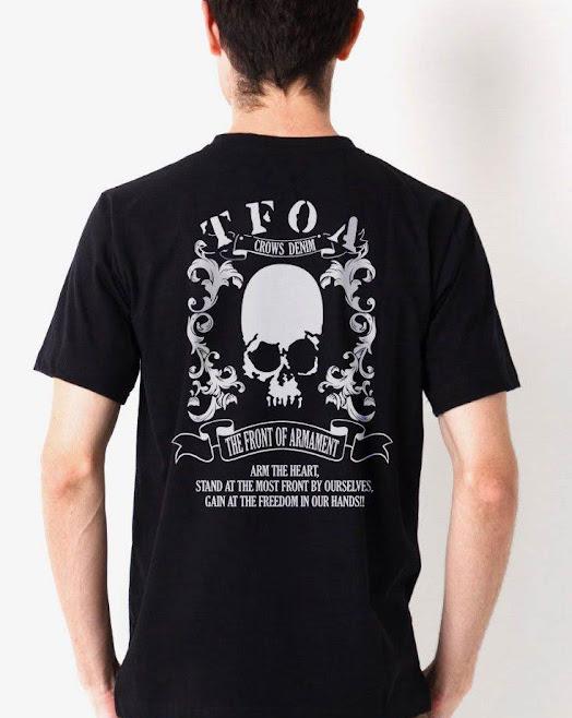 indonesia shop h5 kaos crows zero
