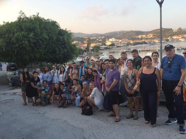 Τριάντα ομογενείς φοιτητές από ΗΠΑ και Καναδά σε θερινό σχολείο στην Πελοπόννησο