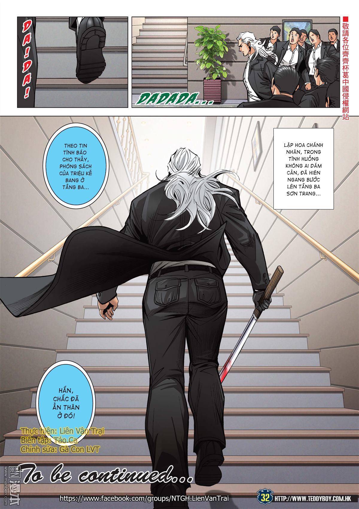 Người Trong Giang Hồ RAW chap 2072 - Trang 30