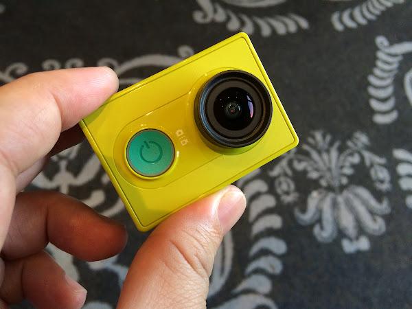 小蟻相機綠色版