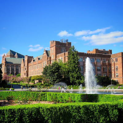 How to Spend a Perfect Sunday in Seattle - university of washington