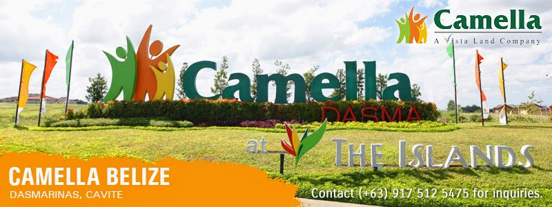 Community Overview - Camella Belize | House and Lot for Sale in the Philippines