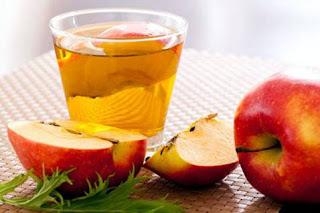 Nước giấm táo đẩy lùi hiệu quả cảm giác buồn nôn