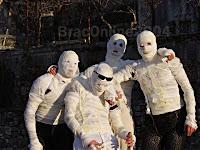 maškare u Nerežišća otok Brač slike