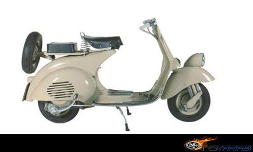 motor vespa tahun 1952