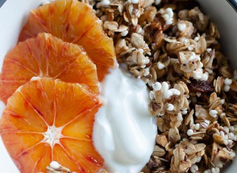 Śniadaniowo mi #28: Szybka granola z patelni