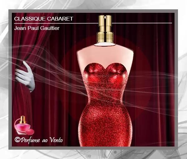 Classique Cabaret, o Perfume Sensual de Jean Paul Gaultier