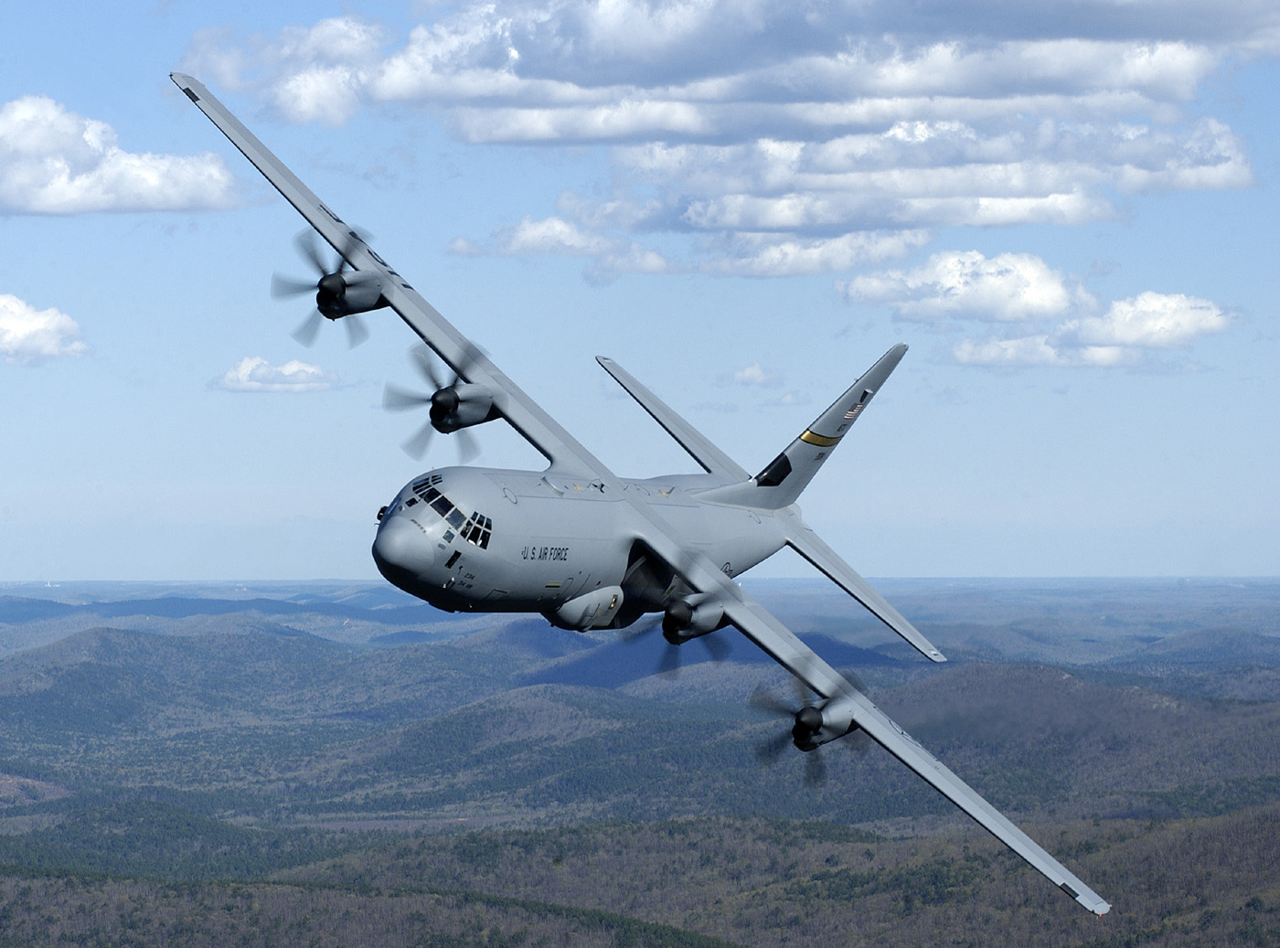 deadly lockheed martin c130 hercules  army and weapons