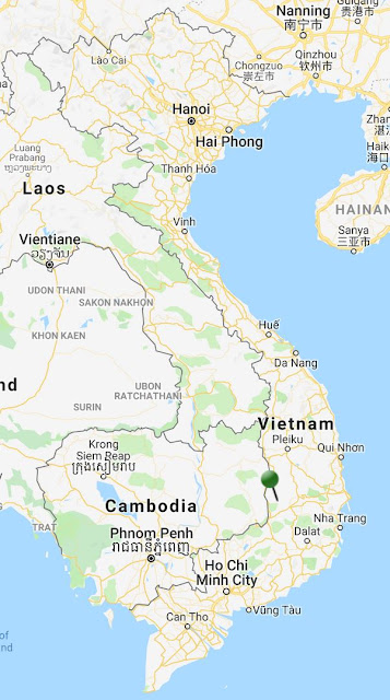 pin point location yok don vietnam