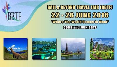 Bali & Beyond Travel Fair
