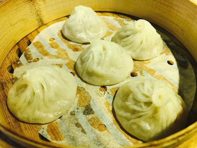 Ju Hao (Tiong Bahru Plaza) - Juicy Steamed Pork Dumpling