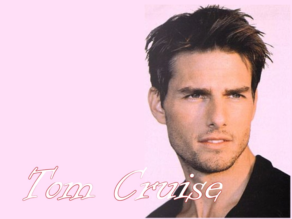 Celebrity Hairstyle Tom Cruise Hairstyles