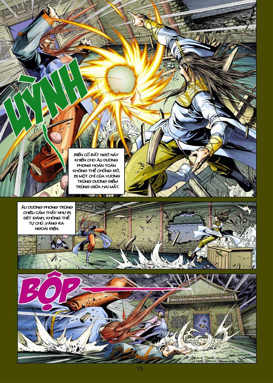 Anh Hùng Xạ Điêu anh hùng xạ đêu chap 41 trang 14