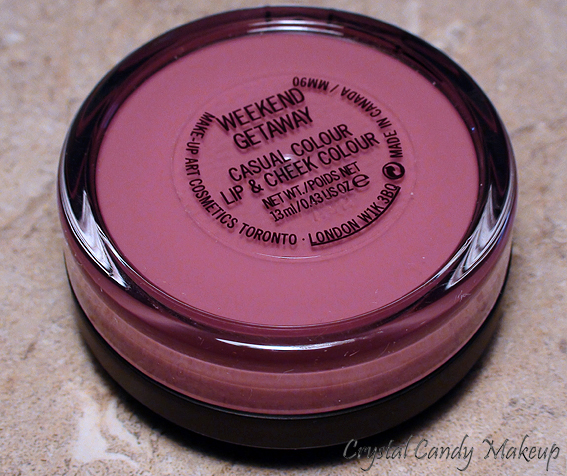 Lip & Cheek Colour Weekend Getaway (Collection Casual Colour)