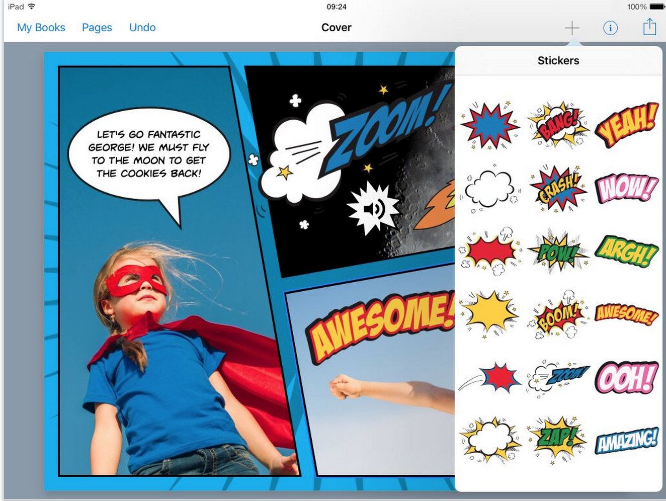 New Book Creator Released A Wonderful Feature For
