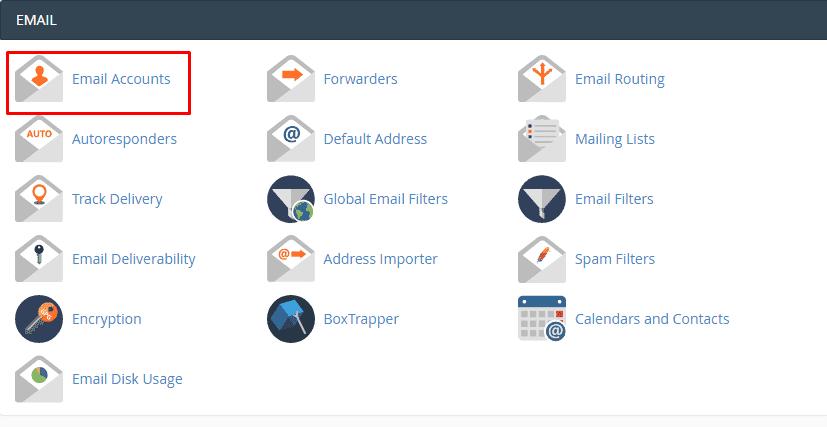 Cara Mudah Membuat Email Dengan Domain Sendiri Di Cpanel