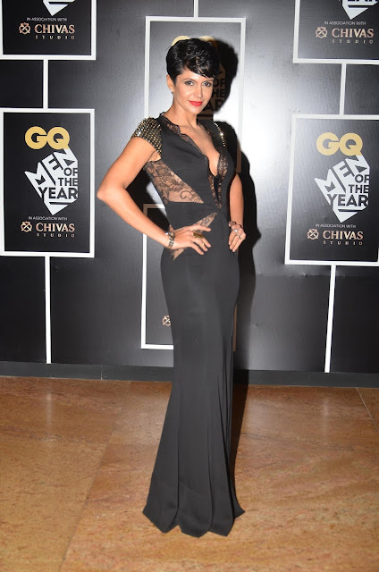 Mandira Bedi at GQ Men of the Year Awards 2016 to celebrate GQ's 8th Anniversary