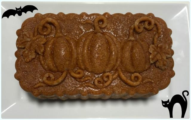 Apple Strudel Loaf Cake