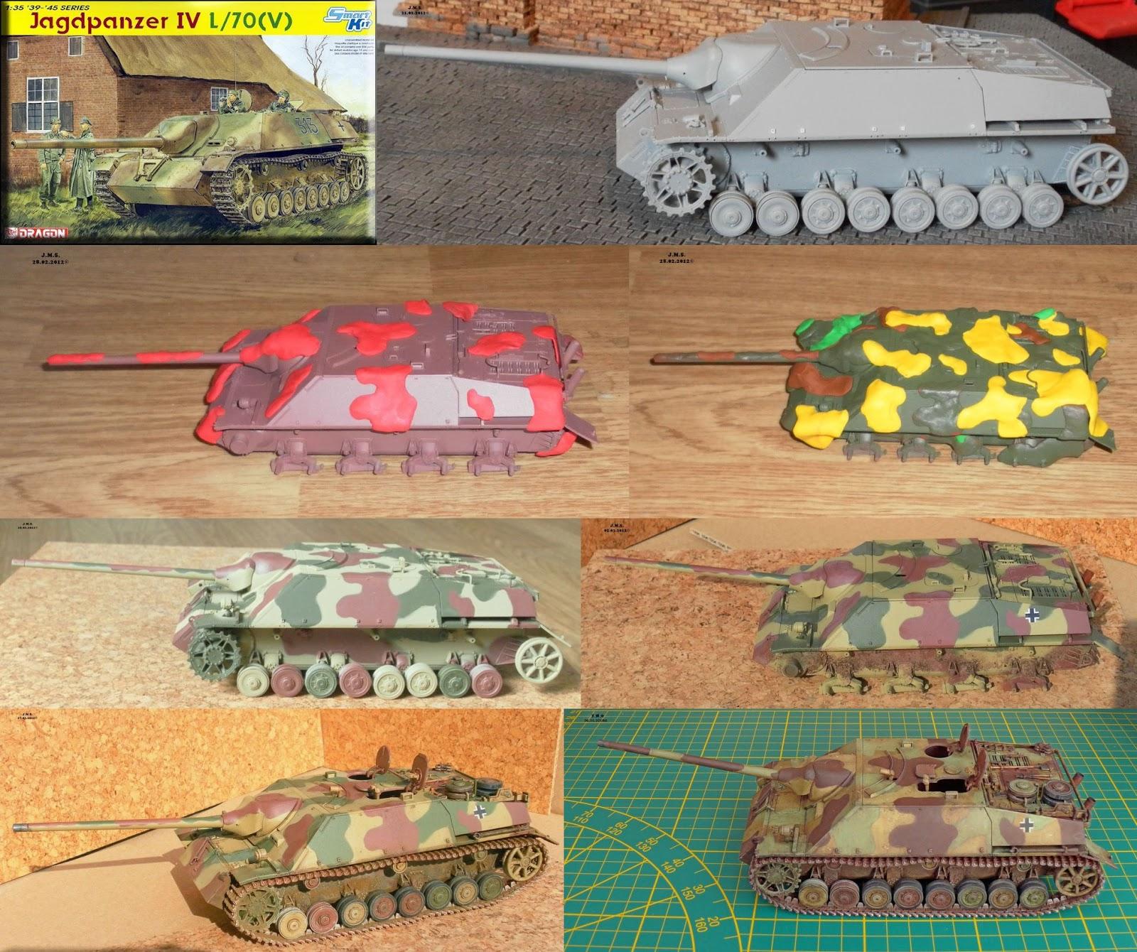 Grenadier in scale: Jagdpanzer IV L70(V) DML6397