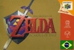 The Legend of Zelda - Ocarina of Time Portugues