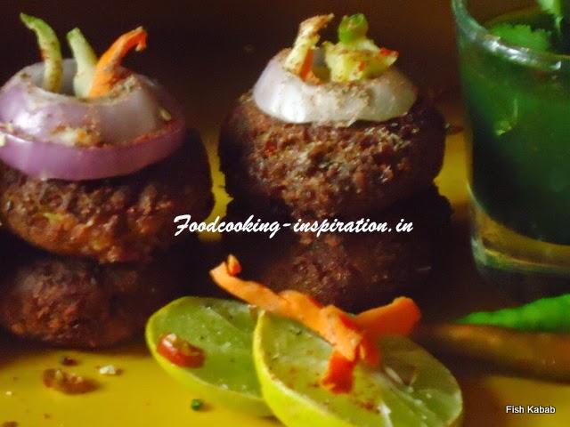bengal bhetki fish kabab