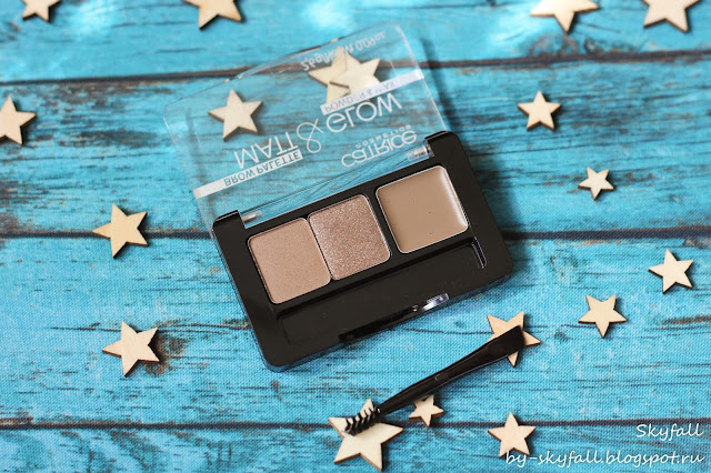 Catrice Brow Palette Matt & Glow 010 Now Flash Lights