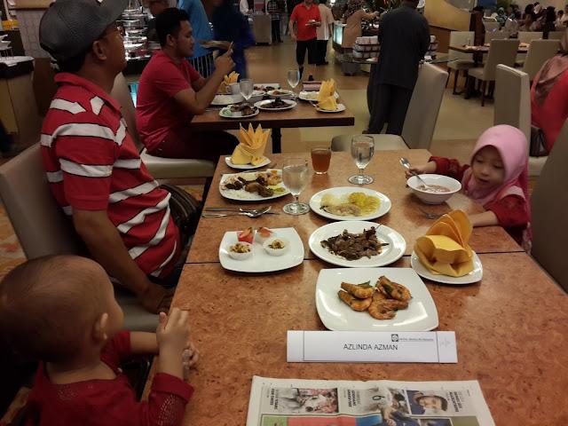 CITARASA RAMADAN 2016 | BUFET BUKA PUASA DI HOTEL BANGI-PUTRAJAYA