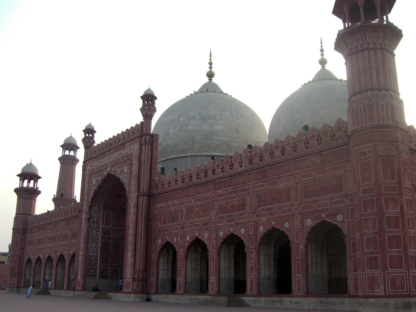 Husn Ke Nazare: Badshahi Mosque Wallpapers