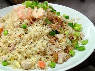 ilustrasi nasi goreng kampung faisal assegaf