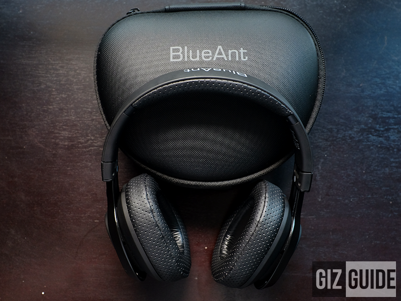 BlueAnt Pump Zone Bluetooth Wireless Headphones Review - The BASS Monster!